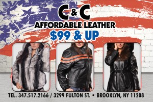 factory C&C Affordable Leather - 4x6 Bck